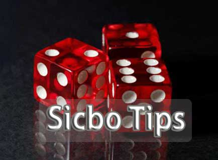 Sicbo Tips – Play Sic bo Online At Singapore Online Casino