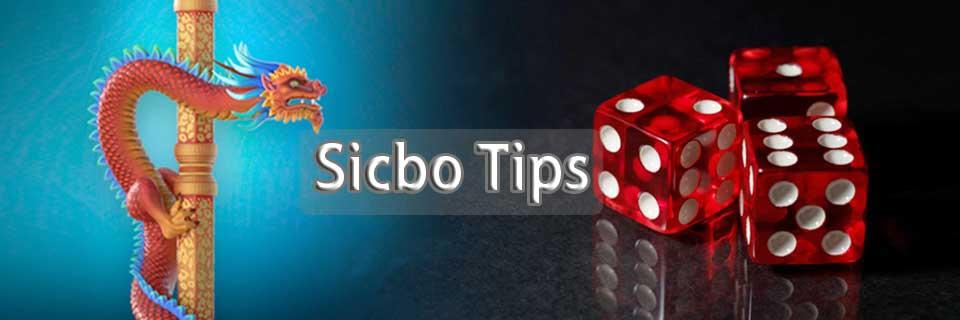 Sicbo Tips I How To Win Sic Bo Games I 888casino Singapore