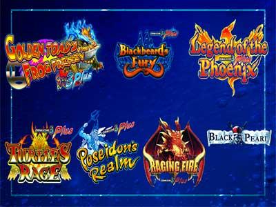 Ocean King 3 Arcade Machine Fish Hunter Game Key Features Of Ocean King 3