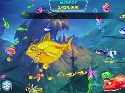 Strategy Play Online Fish Table Game Make Miracles In The Hunt