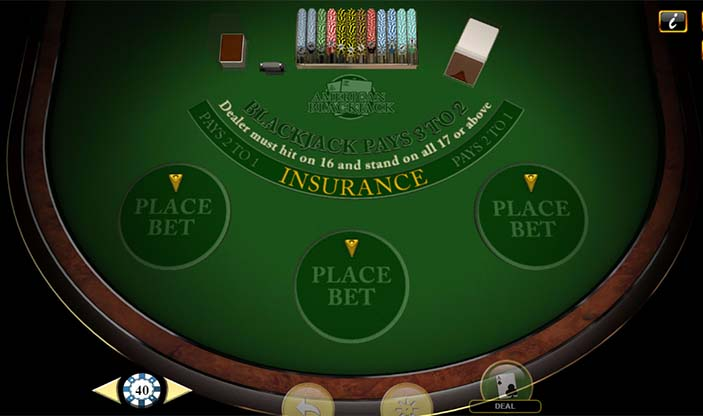 How To Play American Blackjack At Online Casino Singapore